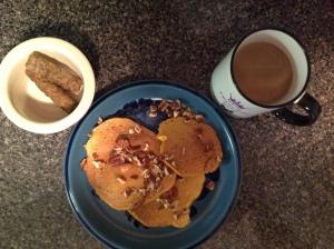 Blog pancakes