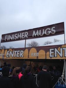 finisher mug stand